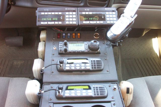 cb Radio Console Radio Console is Made For The